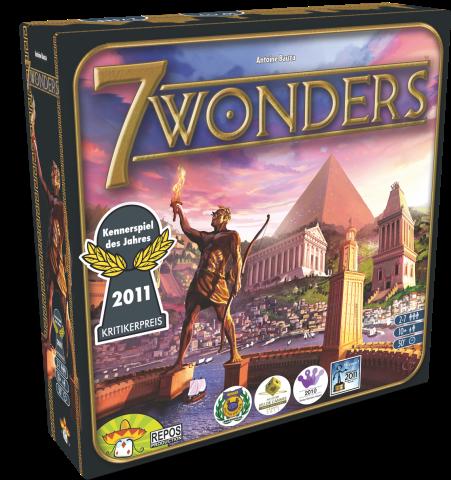 7WONDERS