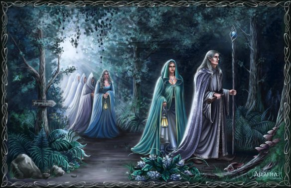 Elves_leave_Middle-earth