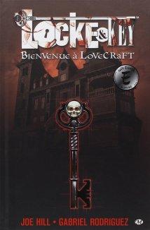 Locke-Key-Couverture-Tome-1-Bienvenue-à-Lovecraft
